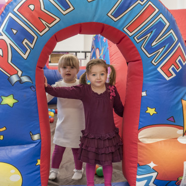 Birthday Party Hire